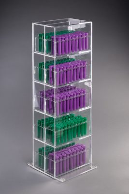 PreRoll and Product Tower  Display for JTubes  Edibles