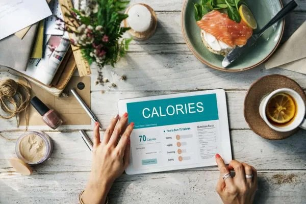 calorie counting & monk fruit
