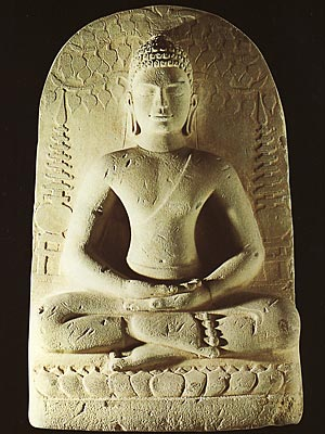 Thailand Buddhism Dvaravati art Buddha Images, Meditation, Dvaravati Art, Buddha Iconography