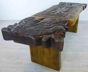 Thijs Noldus Art of Nature  eetkamer tafels