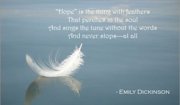 Hope - Emily Dickinson