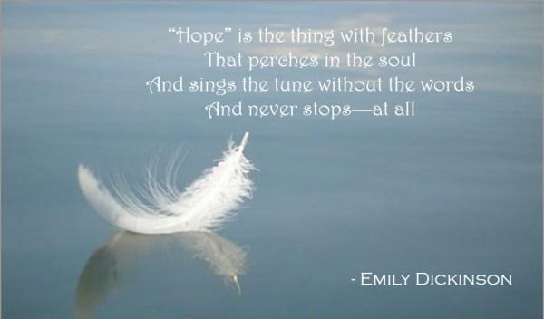 Hope - Emily Dickinson