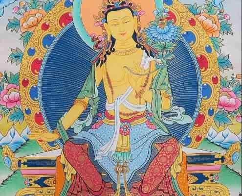 Buddha Maitreya Pneuma Institute 1