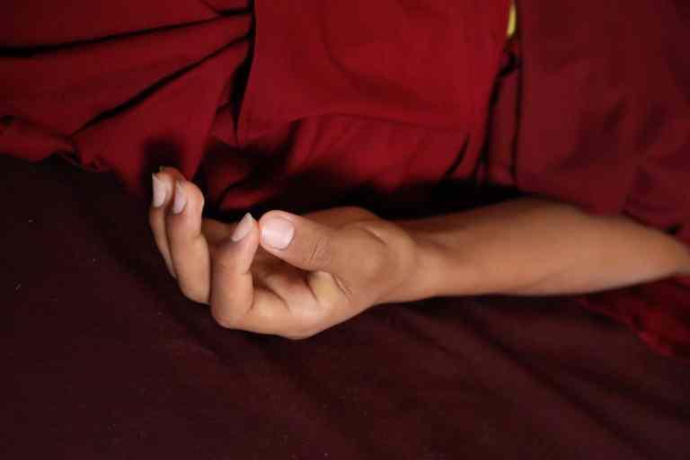 Tibetan Monk doping Pneuma Breathwork