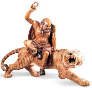 оседлание-тигра