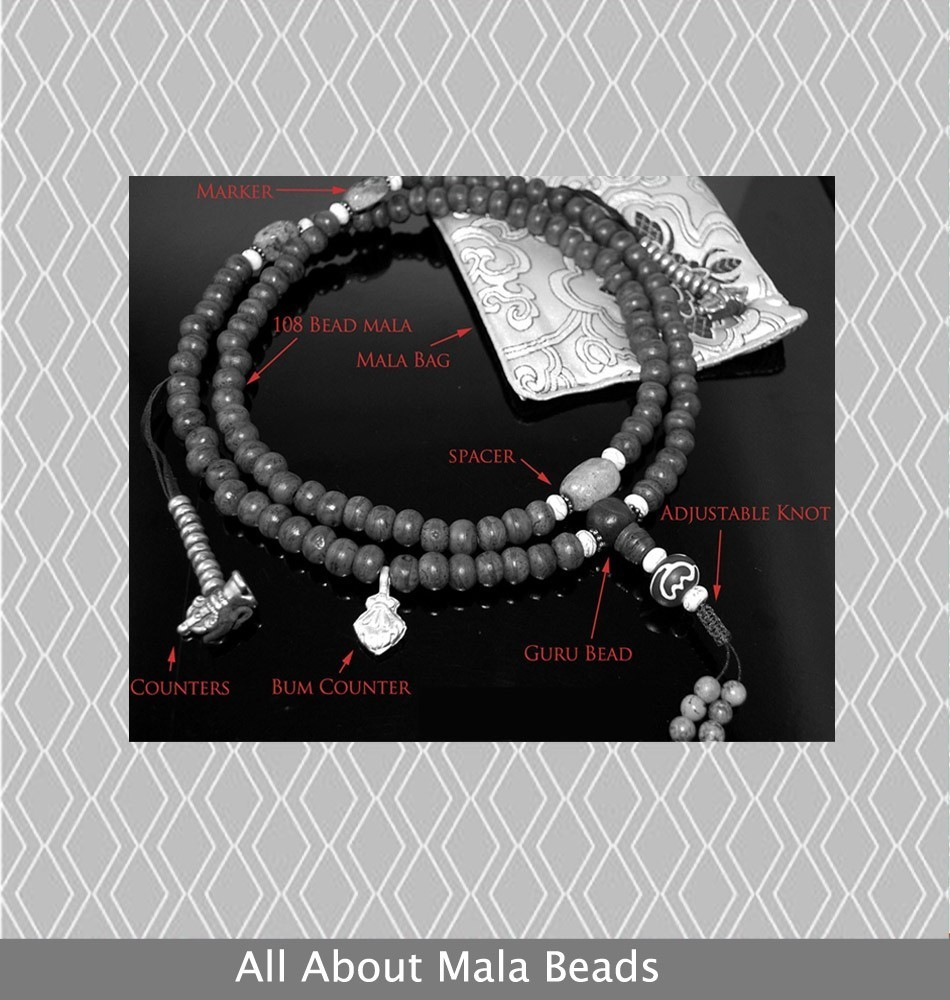 hight resolution of  all about mala beads diagram