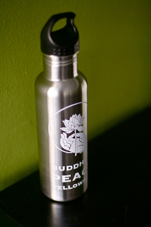 BPF water bottle