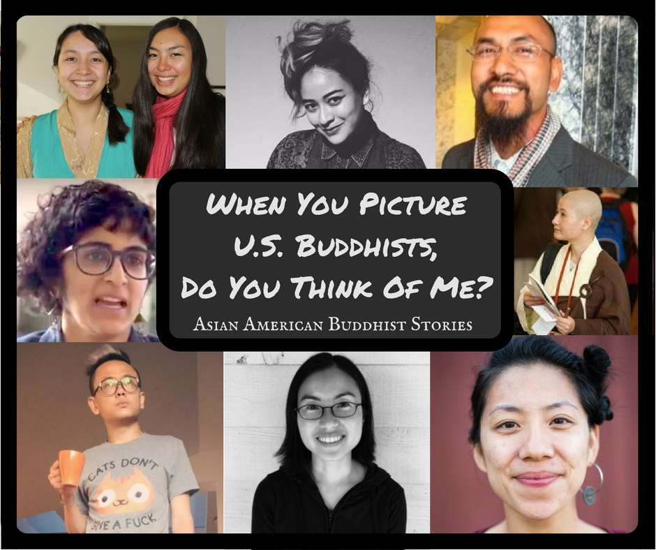 Asian American Buddhist Stories