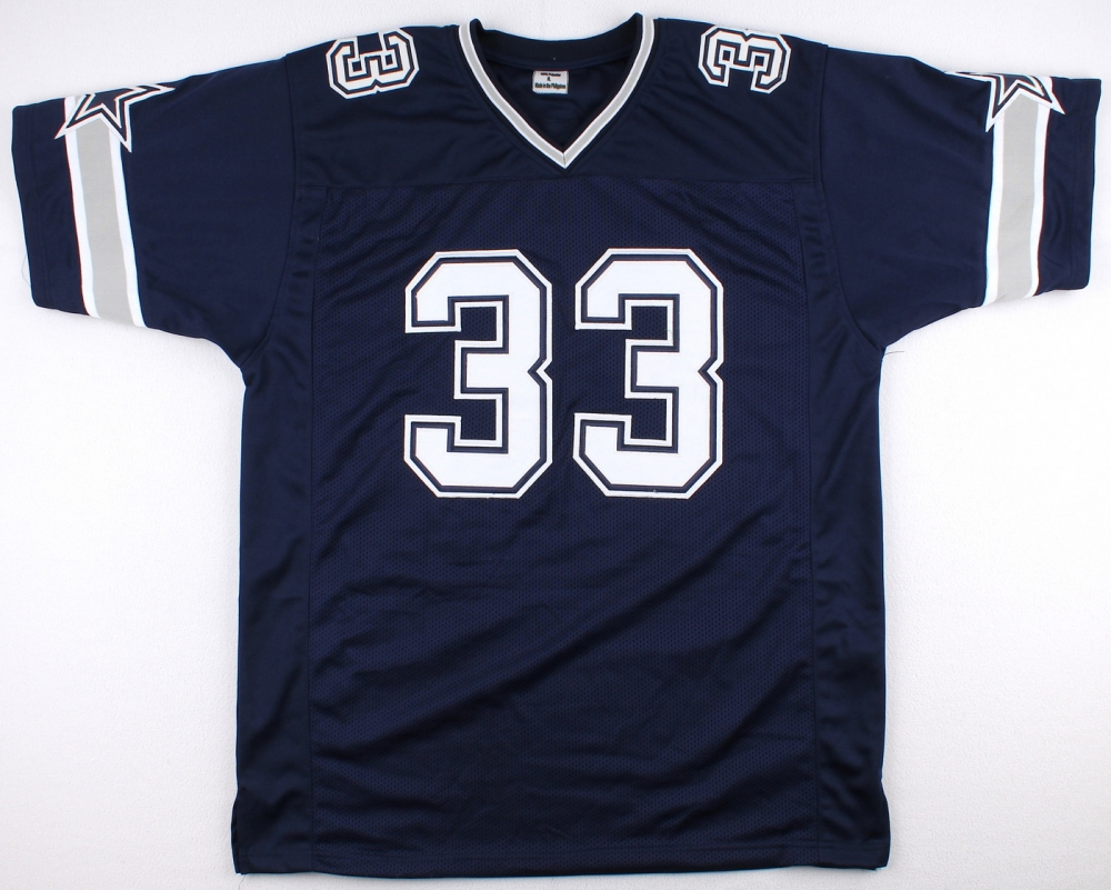 online store 29392 4b514 Tony Dorsett Signed dallas Cowboys Jersey » Budd's Collectibles