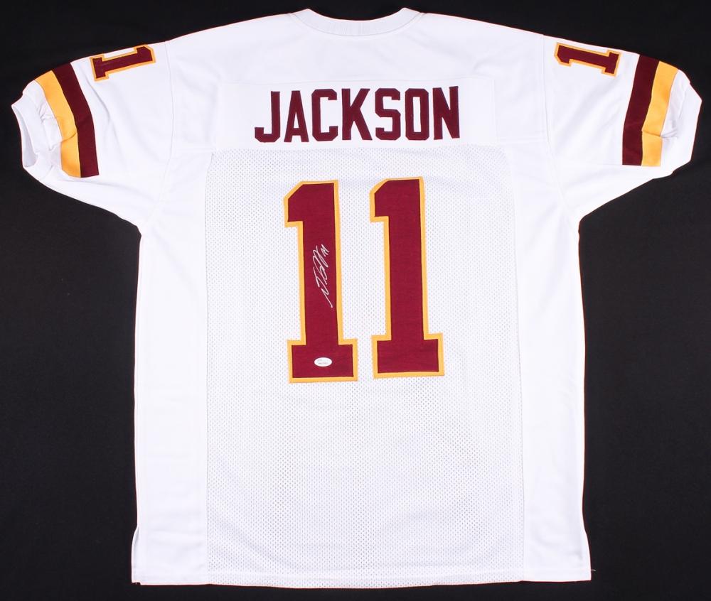 DESEAN JACKSON Signed Washington Redskins Football Jersey ... ac252834b