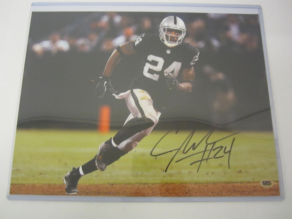 check out a88df c1471 Charles Woodson Oakland Raiders signed autographed 11x14 photo » Budd's  Collectibles