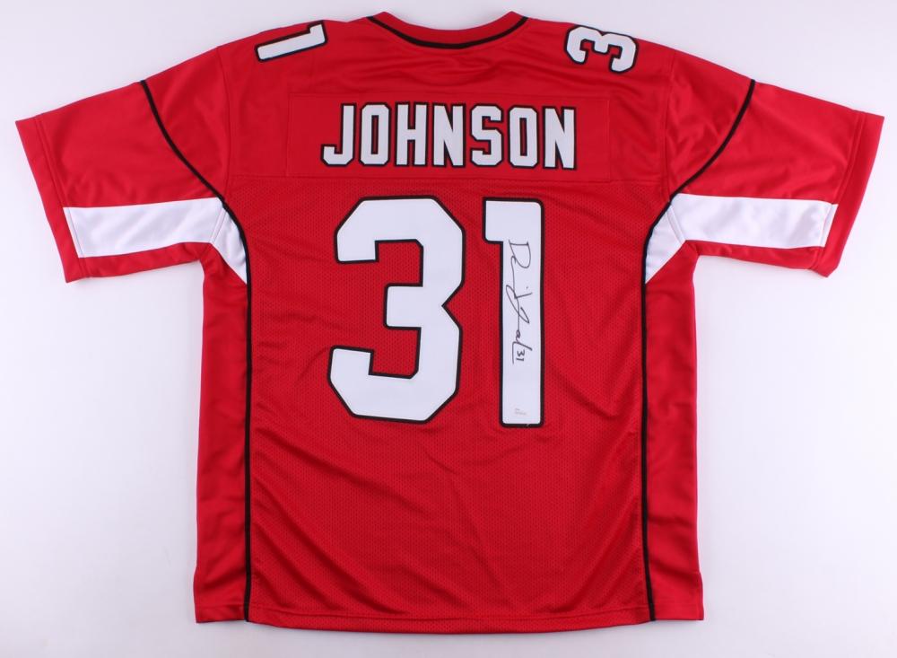 6f9b424d David Johnson Signed Arizona Cardinals Jersey » Budd's Collectibles