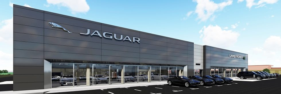 Experience the Budds' Jaguar New Location!