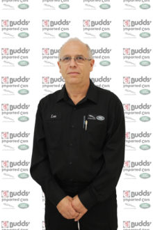 Lee Smith - Jaguar &amp&#x3B; Land Rover Master Technician