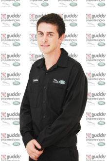 Nick Botelho - Jaguar &amp&#x3B; Land Rover Technician