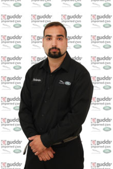 Roberto Bruno - Jaguar & Land Rover Technician