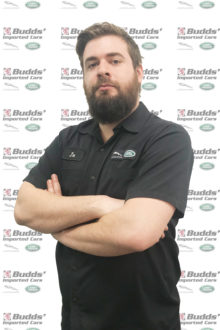 Joe Topic - Jaguar & Land Rover Technician