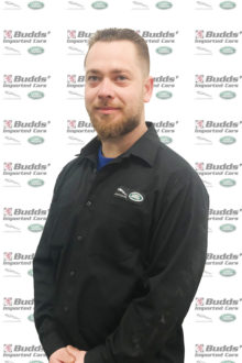 Daniel Kulpinski - Jaguar & Land Rover Technician