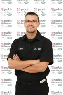 Chris Rebelo - Jaguar &amp&#x3B; Land Rover Technician