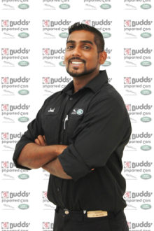 Joel D'Cruz - Jaguar & Land Rover Technician