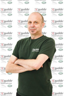Paul Andrews - Jaguar & Land Rover Technician