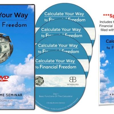 Financial Freedom | Buddy Broome