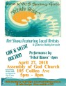 2018 KVCS Spring Gala Poster