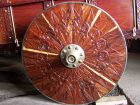 Cocobolo Ox-cart Wheel from Costa Rica!