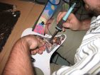 Soldering the on-board mixer