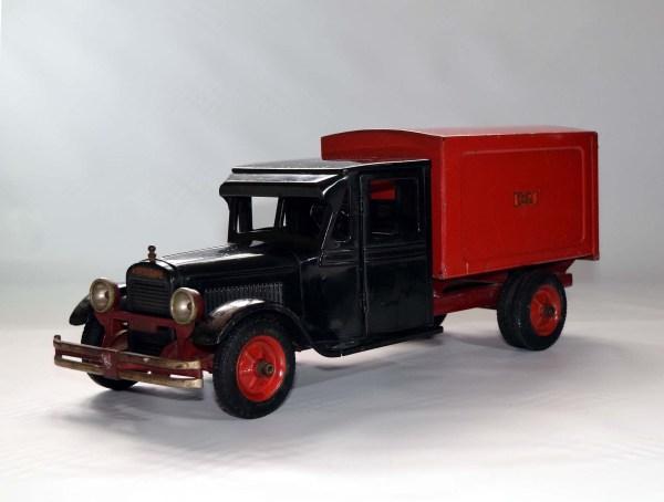 Antique Buddy L Junior Trucks