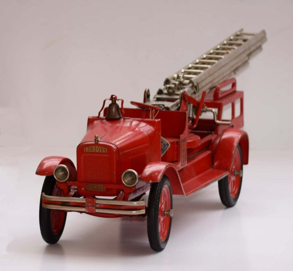 Buddy L Fire Truck 1920' Toys Guide