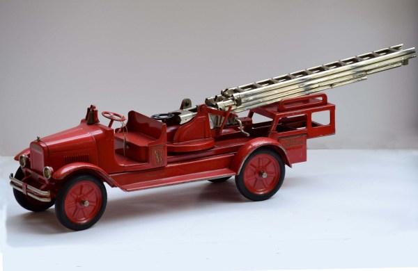 Buddy L Fire Truck Free Toy Appraisals
