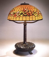 Tiffany Lamp Museum ~ Pictures ~ Values