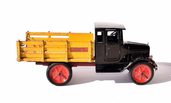 1930 Buddy L Baggage Truck