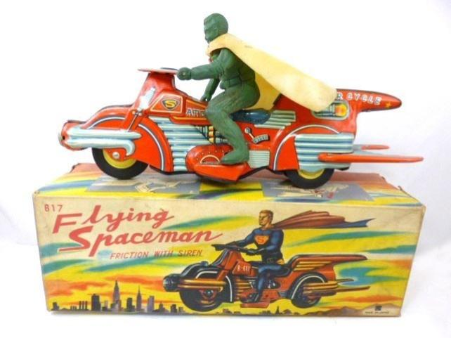 vintage space toys headquarters