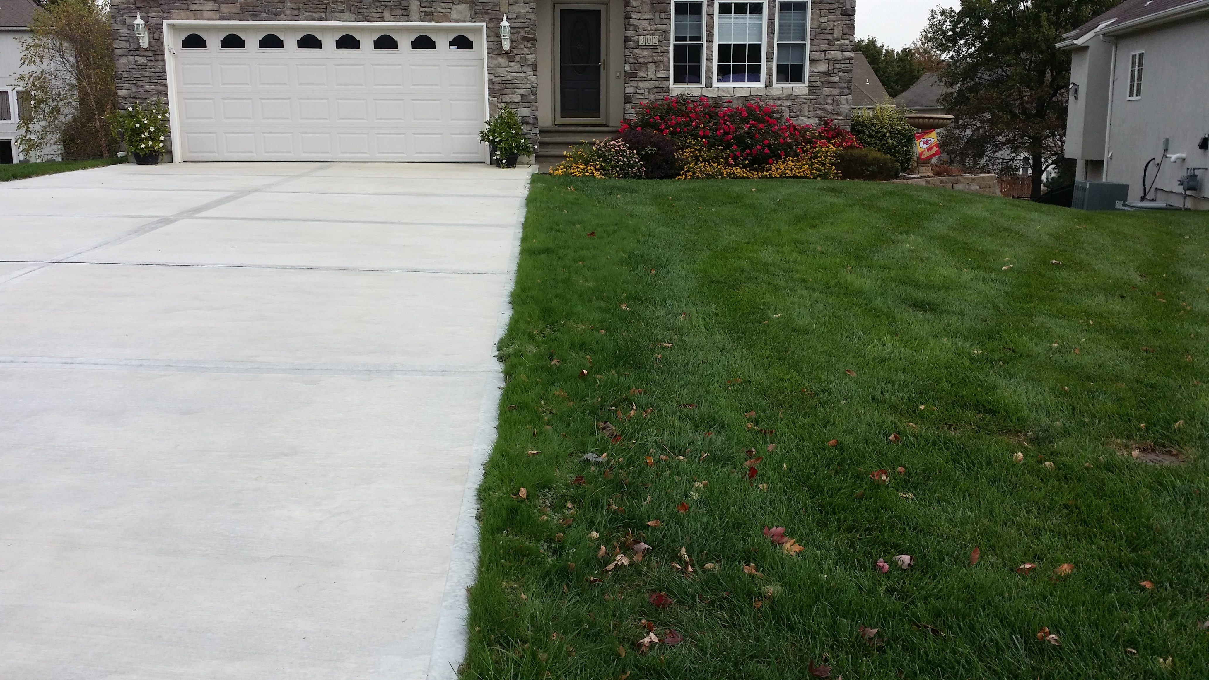 Lawn Renovations | Buddy Rodgers and Son Professional Lawn Care