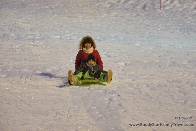 พาลูกเล่นหิมะ, ใกล้โตเกียว, สกีรีสอร์ท, naeba prince