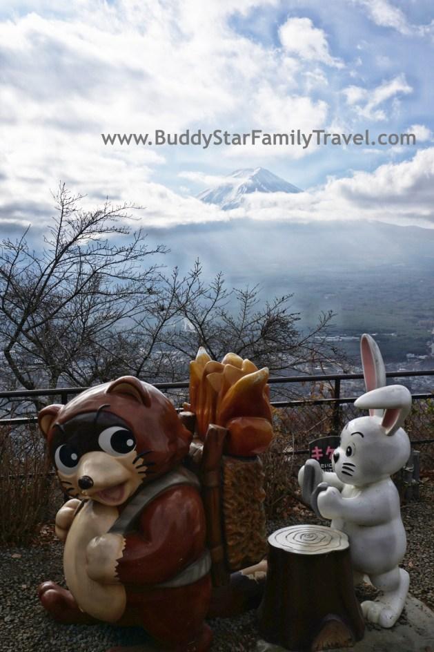 นั่งรถไฟเที่ยวญีปุ่น,พาลูกเที่ยวฟูจิ,เที่ยวญี่ปุ่นด้วยตัวเอง,หน้าหนาว,ธันวาคม