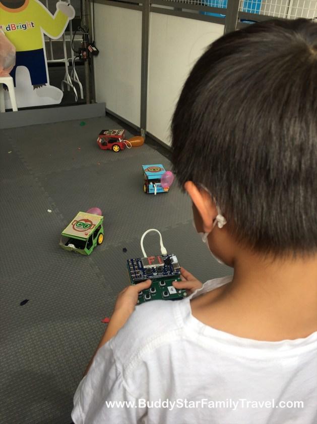 maker, faire, bangkok, เด็ก, รีวิว, review, กิจกรรม, นักประดิษฐ์