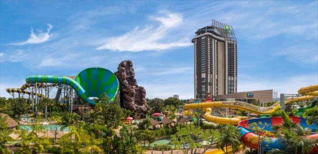 โรงแรมสวนน้ำหัวหิน, ที่พัก,หัวหิน,สวนน้ำ,โรงแรม,สไลเดอร์,เด็ก