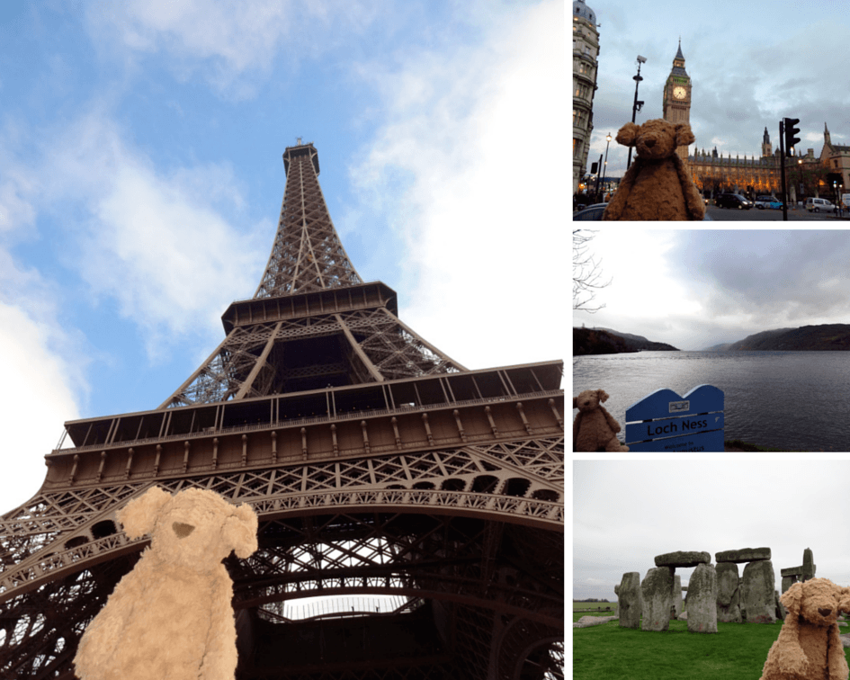 Coco's European Adventure November 2014