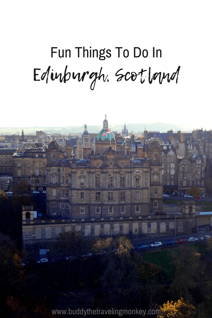 There are a lot of fun things to do in Edinburgh, Scotland! See why we absolutely fell in love with this city and can't wait to go back!