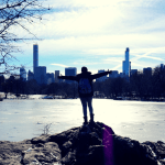 My First Time In New York And Surviving Snomageddon