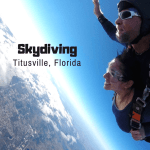 Skydiving In Titusville Florida