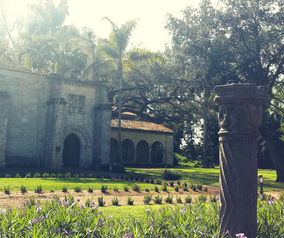 Ancient Spanish Monastery in North Miami Beach