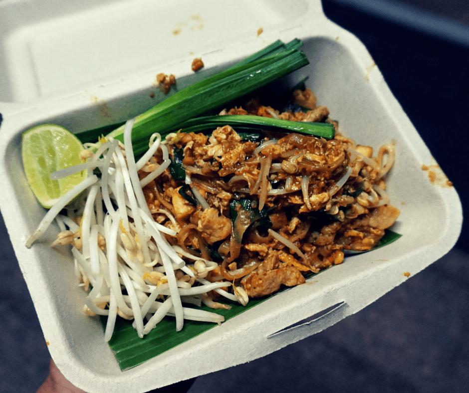 I Am Addicted To Thai Food