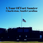 A Tour Of Fort Sumter In Charleston, South Carolina