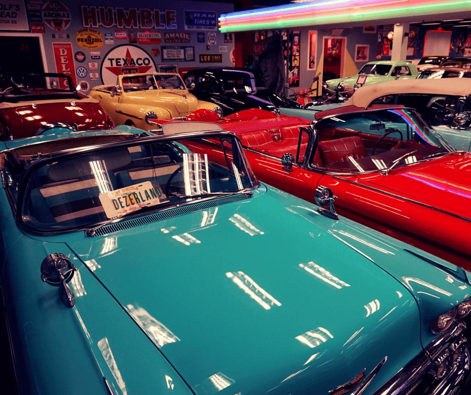 Buddy The Traveling Monkey Miami Auto Museum