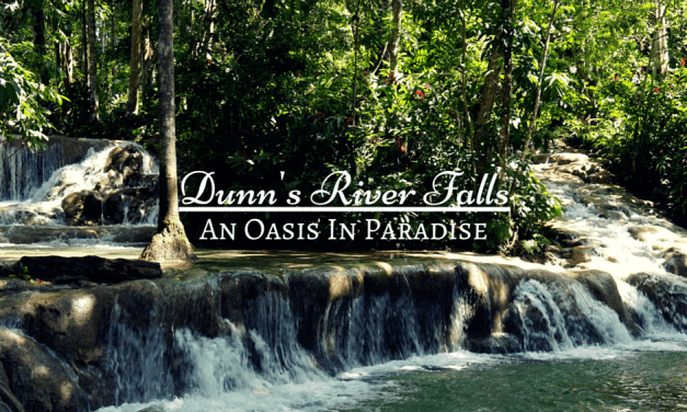 Dunn's River Falls: An Oasis In Paradise