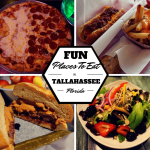Fun Places To Eat In Tallahassee, Florida